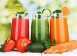 Giảm béo giảm cân từ nước ép rau củ quả tự nhiên