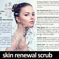 Skin Renewal Scrub Gel - tẩy da chết giúp trắng da