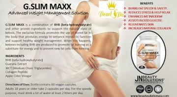 G.SLIM MAXX – thảo dược hỗ trợ giảm cân