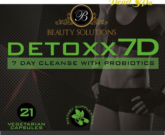 Viên giảm béo an toàn DETOX 7D